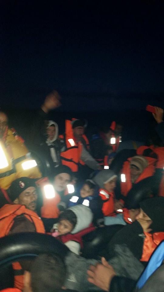 UB Crossing from Turkey 2