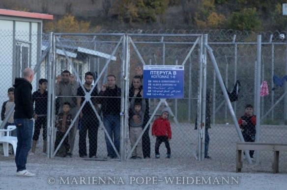 Christos w Fylakio Detainees blog